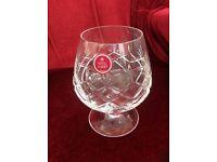 Royal Albert Malvern Crystal Brandy Glass