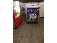 Morelli's ice cream freezer