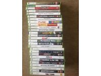 Xbox 360 & PlayStation 3 games all at £2 each