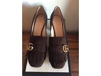 Gucci Loafers - Brand New and Authentic ! Winter collection 2017
