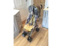 Mamas & Papas Kato pushchair / buggy NEARLY NEW CONDITION ONLY USED 3 TIMES