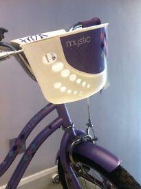 """Girls 16"""" Trek bike"""