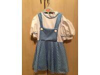 Dorothy dressing up costume