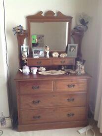 Beautiful vintage dressing table