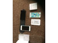 iPod Touch 16GB 5th gen A1421 as new hardly used boxed with accessories and case £95