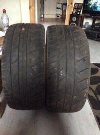 245/40/r18 Dunlop tyres
