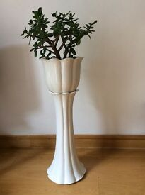 Jardiniere - to hold potted plants in the home