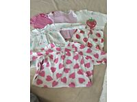 Girls 5 - 6 Mini Boden Nightwear Pyjamas Nightie Nightdress Bundle
