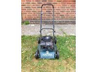 Hayter - hayerette petrol lawn mower for sale cuts lovely never let me down