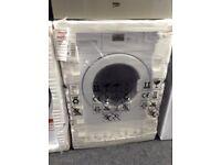 Beko intergrated washing machine 6.5 kg £249 new in package 12 month Gtee