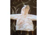 Unisex baby coat