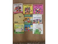 Toddler/Baby Board Books