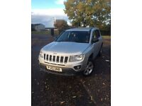 2012 JEEP COMPASS - SILVER - 2.2 DIESEL