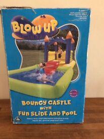 ELC Bouncy Castle