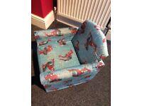 Wooden Spiderman Chair