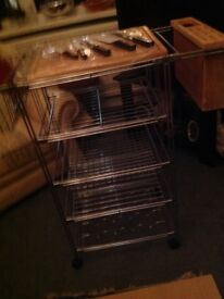 New large kitchen trolly