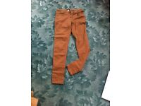 BNWT Brown jeans Size 10