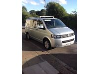 Vw t5 Camper van, trendline,brand new conversion, M1 tested seats
