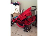 Phil & teds classic double buggy