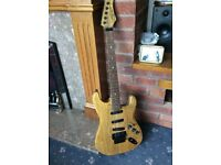 Custom made by luthier Ibanez type super strat