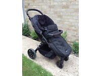 Britax B-Agile 4 stroller (black)