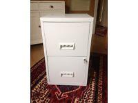 PRICE DROP on 2 Drawer Steel Filing Cabinet