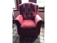 Used for 4 months riser recliner chair