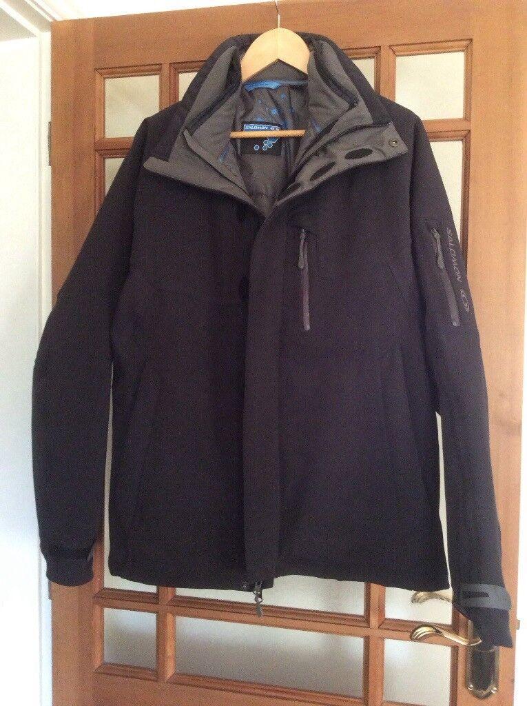 Samsonite mens dark grey skiing jacket medium   in Pinchbeck ... d7c4ed9a4a4