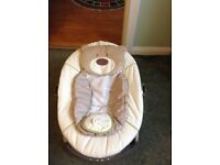 Mother are loved so much baby bouncer