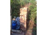 London bricks about 400 / not new