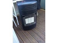 Calor gas Portable fire