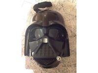 Dearth Vader mask