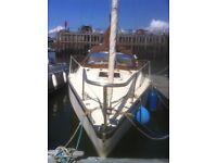 4-Berth SWIFT 18 Sailing Boat & road trailer.