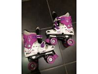 Girls Roller Boots Fit sizes 13-3