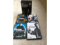 """Boxed set DVDs """"The Ultimate Bourne Collection"""""""