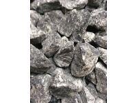 20 mm Nevis grey garden and driveway chips/ stones / gravel