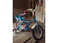 """Kid 12"""" bike"""