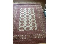 Brand new - Middle East Man made Belgian silk rug 120 x 160