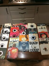 A Selection of Vinyl Singles