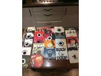 A Selection of Vinyl Singles
