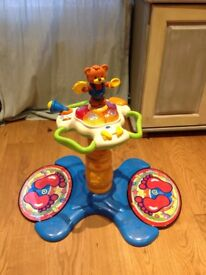 V Tech baby's musical Toy