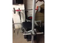 York fitness 520 bench