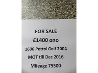 Golf for sale