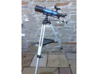 Skywatcher Mercury 705 70mm refractor telescope With AZ3 tripod