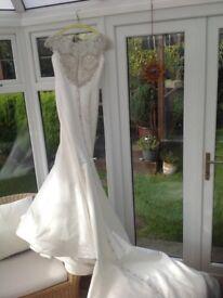 Justin Alexander Wedding Dress - 9735
