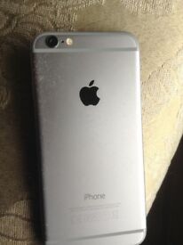 iPhone 6 128gb space grey
