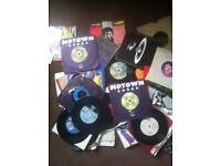 85 vinyl records