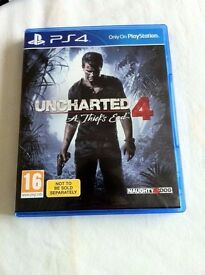 **VERY CHEAP UNCHARTED 4**