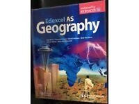 Edexcel AS Geography Book