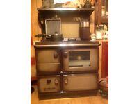Oil fuelled Stanley Range cooker